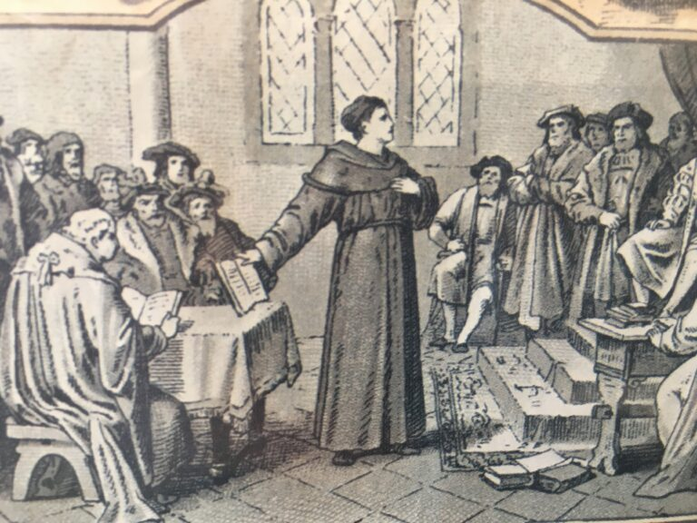 Reformationstag Gottesdienst